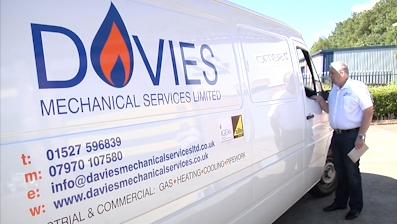 Davies Mechanical Services Ltd